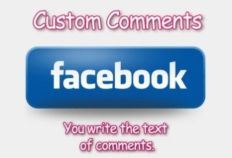 buying comments on facebook